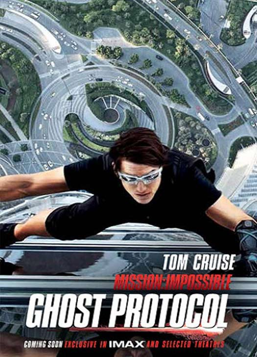 Mission Impossible: Ghost Protocol