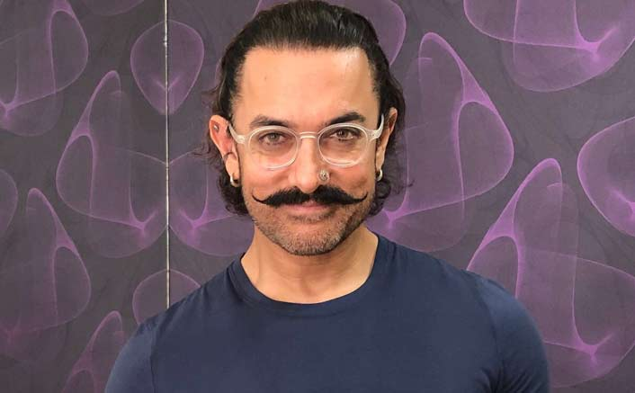 Aamir Khan posts picture with a sanitary pad