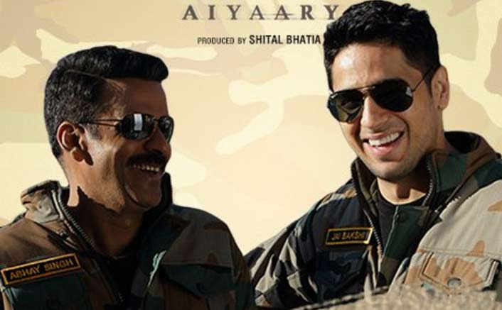 Stellar acts by Manoj Bajpayee, Sidharth in this espionage drama