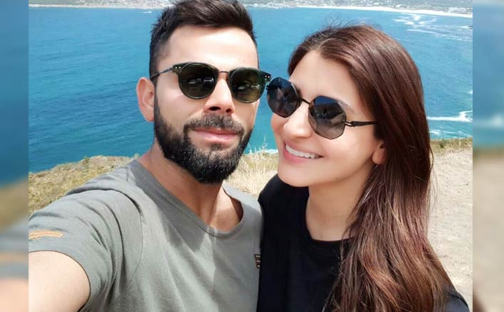 Anushka Sharma Cheers For Virat Kohli In The Most Lovely Way