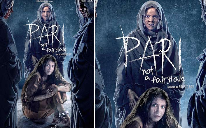 Anushka Sharma Shares Pari's Trailer Release Date With A New Haunting Poster