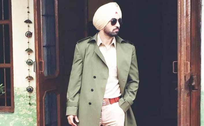 Arjun Patiala First Look: Yet Again, Diljit Dosanjh Dons A Handsome Cop Look