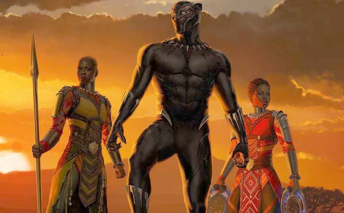 Black Panther Indian Box Office