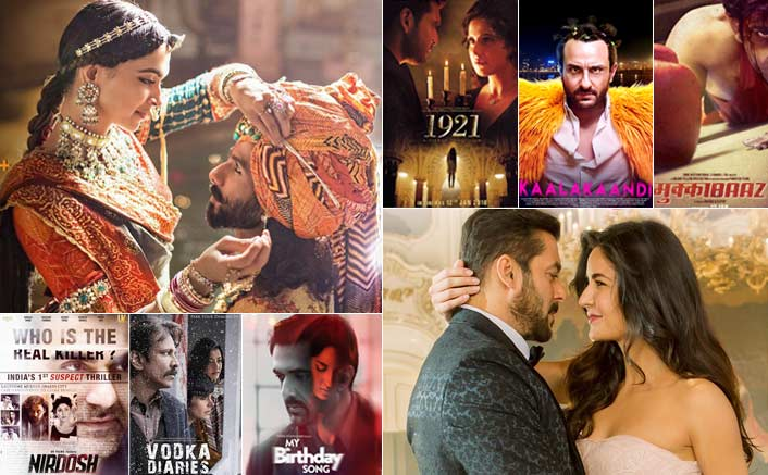 Box Office Report Card Of The Month: Padmaavat Rules, Tiger Zinda Hai's Heroic Stand