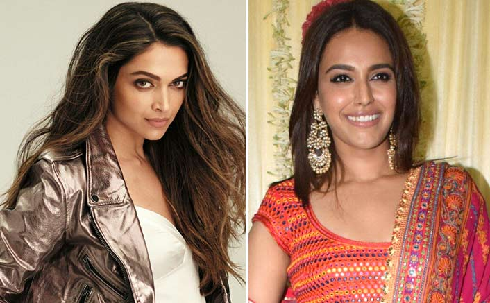 Deepika Padukone FINALLY Reacts To Swara Bhasker's Open Letter On Padmaavat