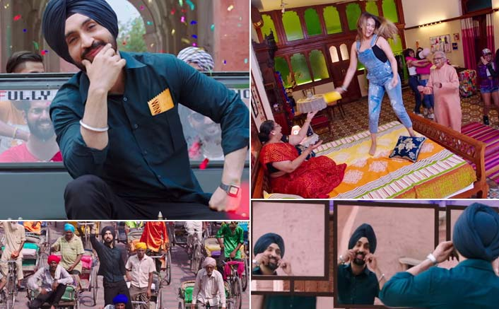Diljit Dosanjh Turns On His Desi Swag With Meher Hai Rab Di From Welcome To New York