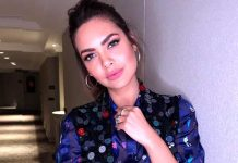Esha Gupta to take trollers down!