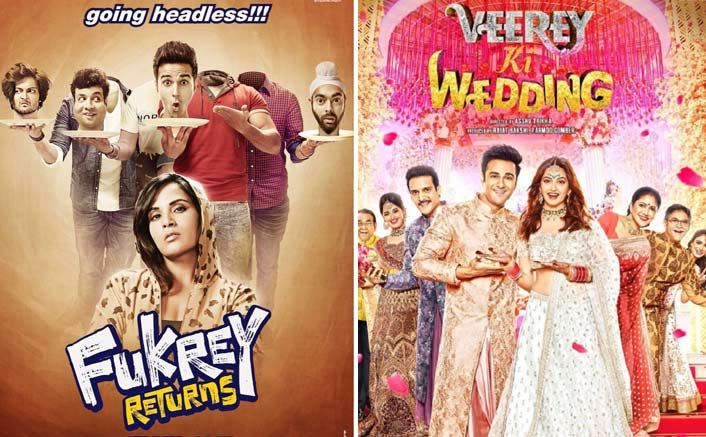 Veerey Ki Wedding.Fukrey Returns To Veerey Ki Wedding Pulkit Samrat Is Promising