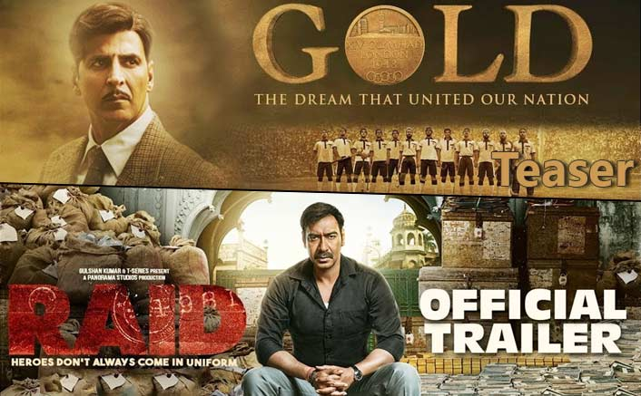 Gold Teaser Or Raid Trailer: Vote For Your Favourite Between These Two
