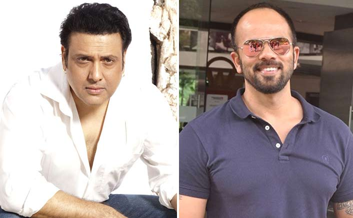 Govinda one of the finest comedy actors: Rohit Shetty
