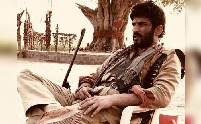 Here's what Sushant Singh Rajput did for his Son Chiriya look !