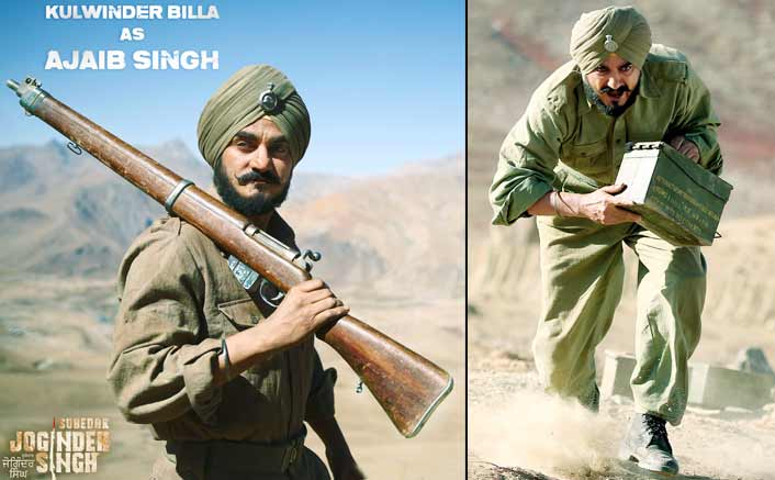 Kulwinder Billa as 'Ajaib Singh' in upcoming film 'Subedar Joginder Singh'is all set to enthrall the audience!
