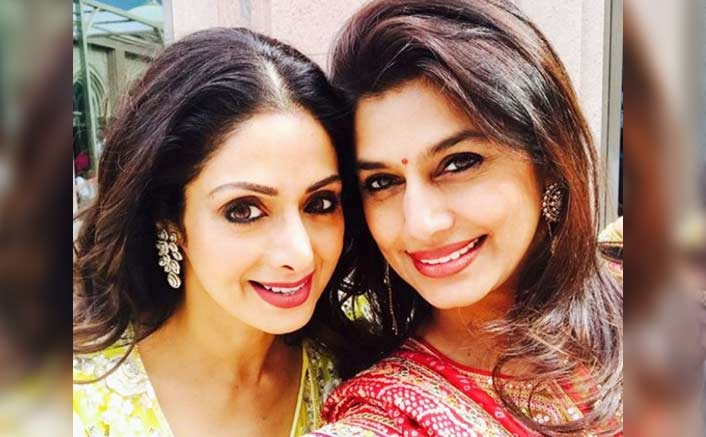 Sridevi's childhood friend reveals she was on antibiotics before leaving for Dubai