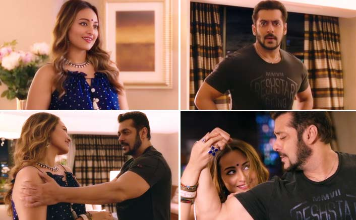 Nain Phisal Gaye From Welcome To New York: Salman Khan & Sonakshi Sinha Recreate The Dabangg Magic