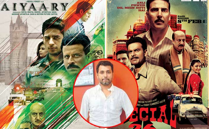 Neeraj Pandey's Aiyaary Shares A Special Connection With Special 26