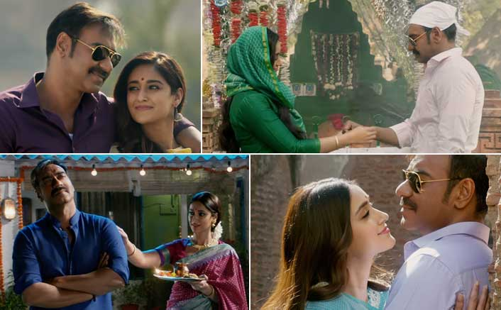 Nit Khair Manga From Raid: Ajay Devgn And Ileana D'Cruz Share A Musical & Picturesque Chemistry