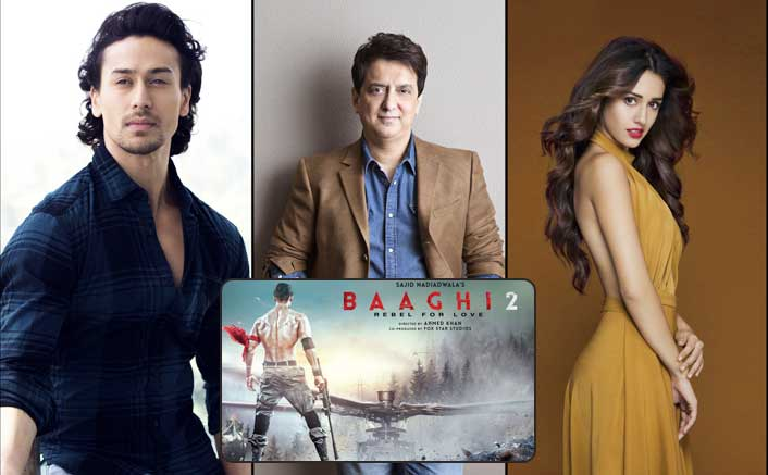 Tiger Shroff's Baaghi 2's Trailer Garners Over 60 Million Views