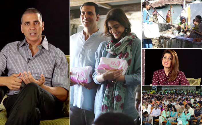 Padman Video: Promote This Social Message, Kudos!