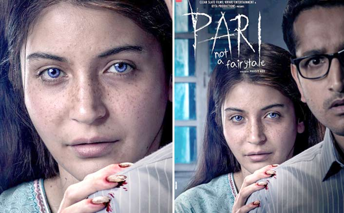 Pari New Poster: Anushka Sharma's Devilish Look, Parambrata Chatterjee's Fear Is Spine Chilling