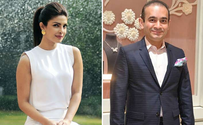 #PNBScam: Priyanka Chopra Drags Nirav Modi To The Court For Dues