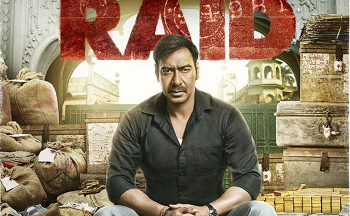 First glimpse of 'Raid' is out