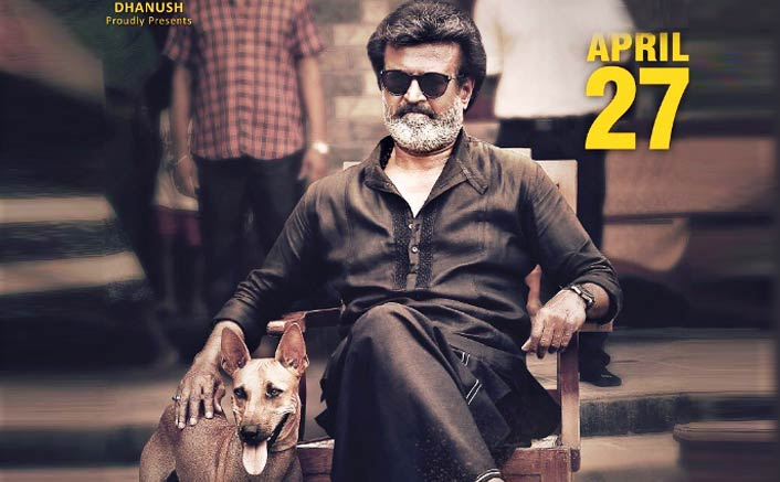 Rajinikanth's Kaala: This Fierce Poster Will Definetly Make You Curious About The Movie