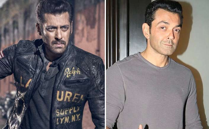 Salman Khan Wants Bobby Deol To Be The Part Of Bharat?