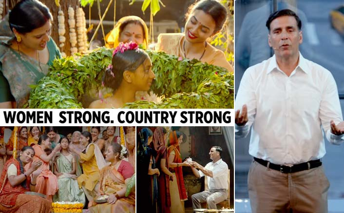 Sayaani From Padman Is The Most Positive Song You Could Listen Today