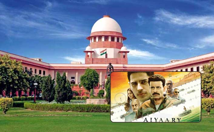SC refuses to stay 'Aiyaary' release