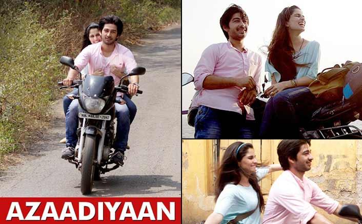 Set yourself free with 3 Storeys' latest song Azaadiyaan