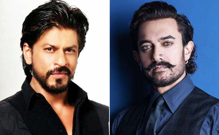 Shah Rukh Khan Replaces Aamir Khan In Rakesh Sharma's Biopic?