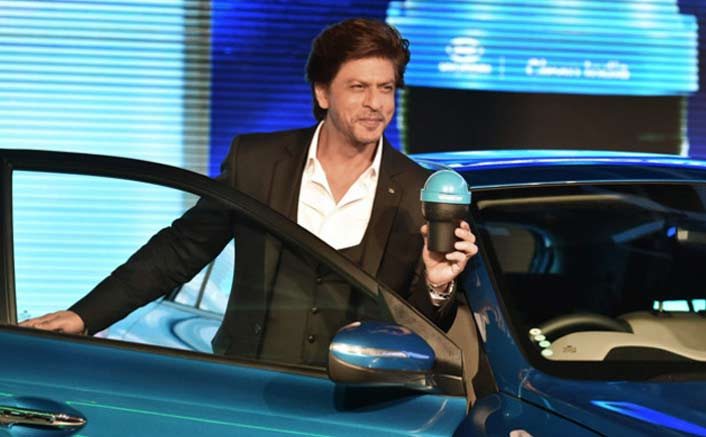 SRK unveils portable bin for cars