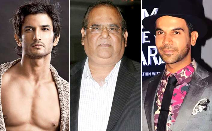 Sushant Singh Rajput & Rajkummar Rao Are Not Reuniting For Satish Kaushik's Directorial