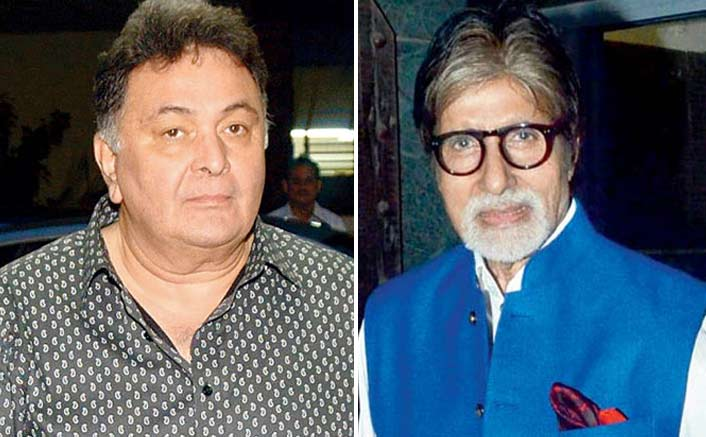 Big B-Rishi Kapoor's '102 Not Out' teaser is here