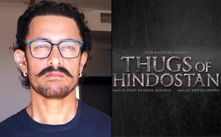 WOAH! Aamir Khan Shares Interesting Details Of Thugs Of Hindostan