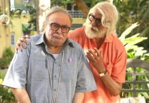 7 Hours Is What It Took For Amitabh Bachchan and Rishi Kapoor To Get Into 102 Not Out Look