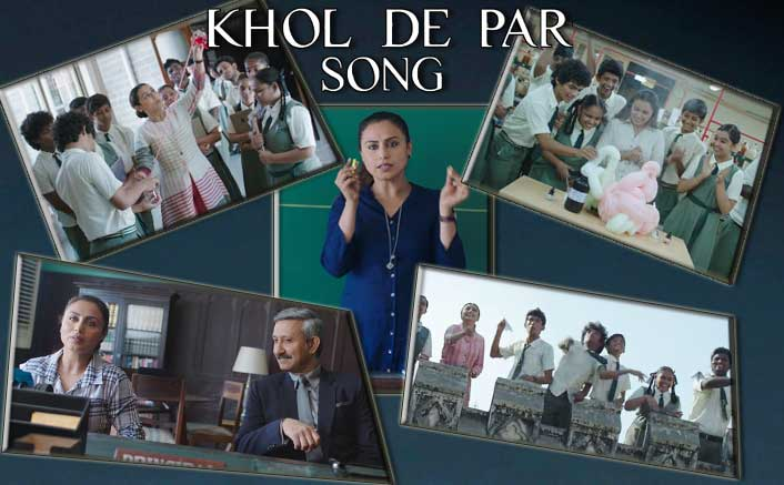 Khol De Par Song From Hichki Teaches You How To Open Your Wings And Fly