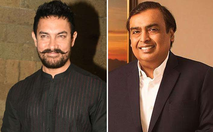 Aamir Khan's Mahabharata To Be Produced By Mukesh Ambani?
