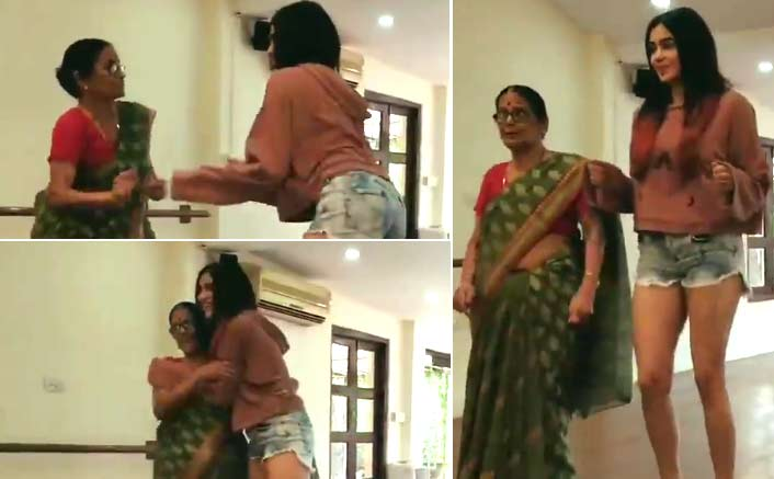 Adah Sharma & Her Grandmother's Bom Diggy Diggy Is The CUTEST Thing You'll See Today!