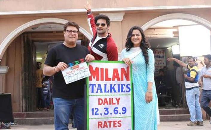 Ali preps for 'Milan Talkies'