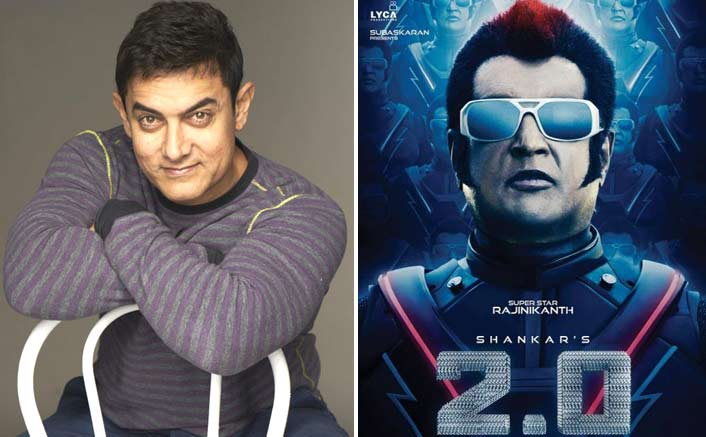 "Amir Khan: ""I Hope Rajinikanth's 2.0 Doesn't Release With ToH"""