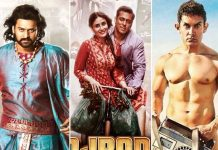 Bajrangi Bhaijaan Beats Baahubali 2: The Conclusion & PK In The List Of Bollywood's Top Worldwide Earners