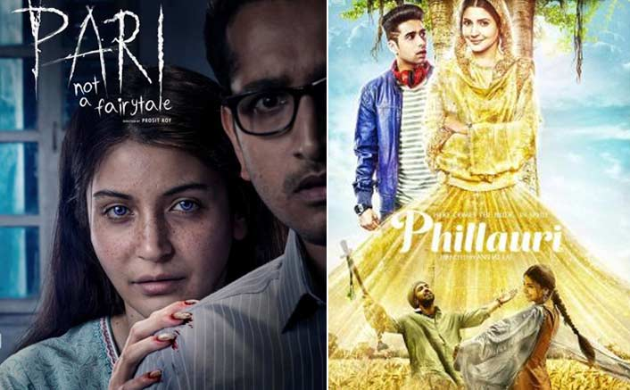 Box Office - Anushka Sharma's Pari opens similar to her Phillauri