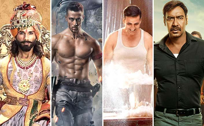 Box Office: Baaghi 2 Takes Biggest Opening Of 2018, Comfortably Goes Past Padmaavat, PadMan & Raid