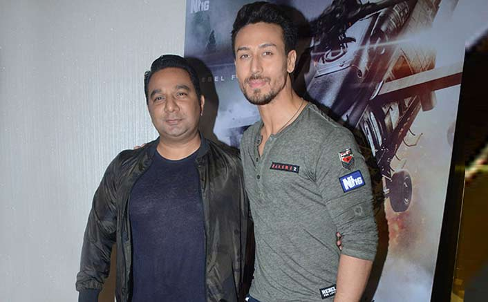Can't shoot just regular scenes with Tiger Shroff: Ahmed Khan