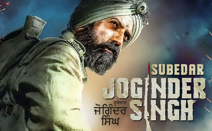 Film Subedar Joginder Singh's trailer spreads like wildfire!