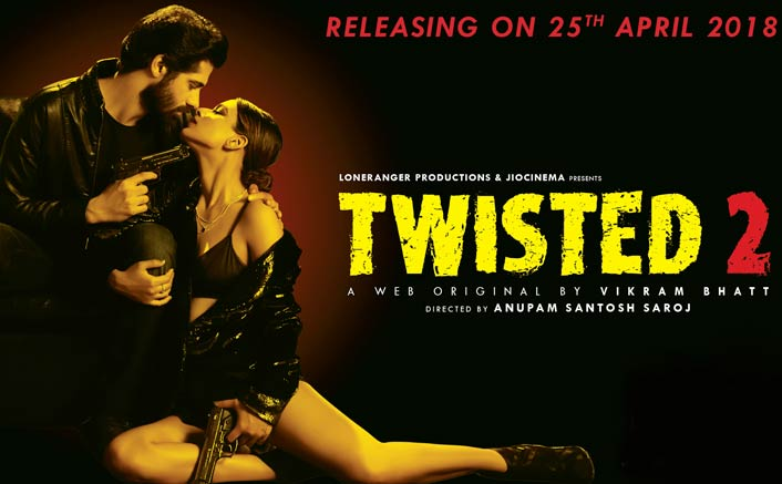 First Poster - Nia Sharma and VIkram Bhatt come back with a brand new season of their hit digital series, Twisted 2!