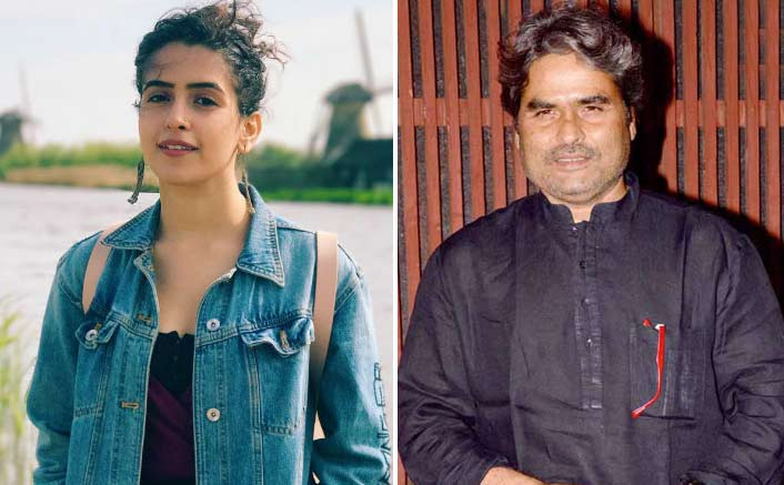 Headline: After Baadhi Ho, Sanya Malhotra Bags Vishal Bhardwaj