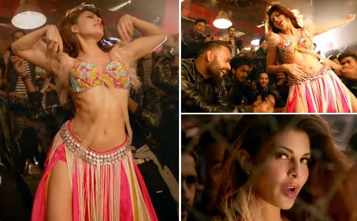Here's a tease of the Biggest song of the year 'Ek, do, teen' from Baaghi 2