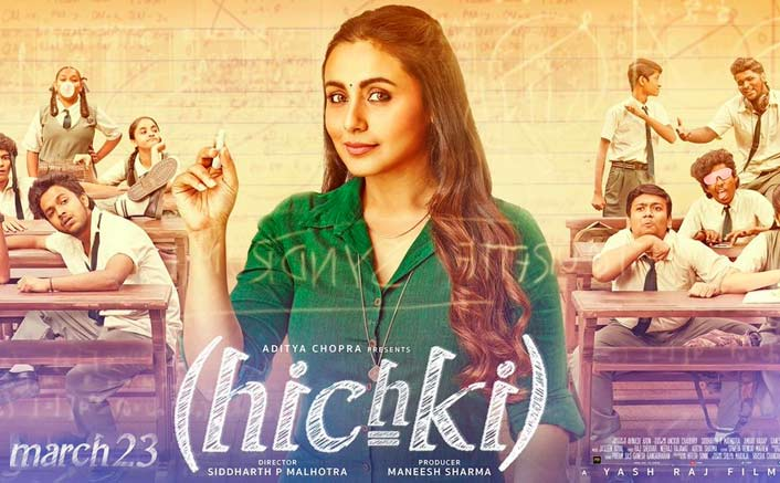 Hichki Movie Review Rani Mukerji Gives Us Hiccups Of Love